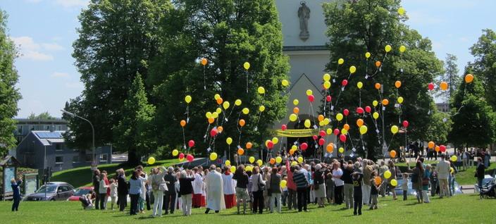 Pfingstfest 2012