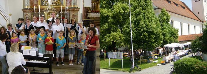 """Pfarrfest 2012 – """"Gottes Schöpfung – Gute Erde"""""""