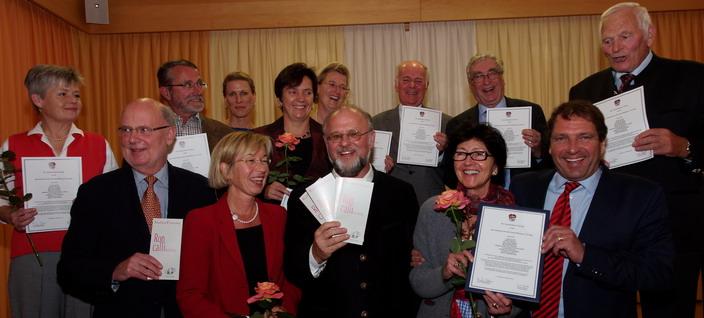 Wilhelm-Hausenstein-Preis für das Roncalli-KulturForum