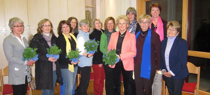 Frauenkreis wird zum Frauenbund