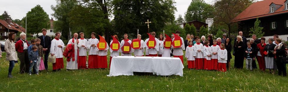Die 7 Gaben des Heiligen Geistes