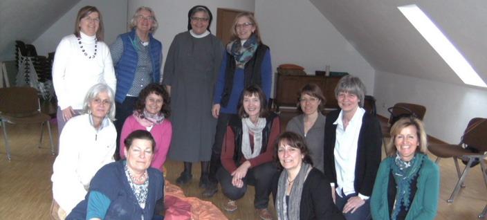 Einkehrtag des Frauenbundes im Kloster Bernried