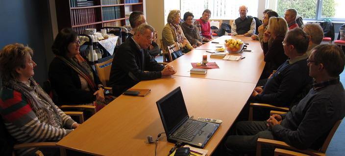 Pfarrgemeinderat geht in seine letzte Klausur vor der Wahl
