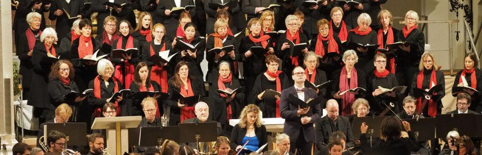 Jubiläumskonzert des Kirchenchores