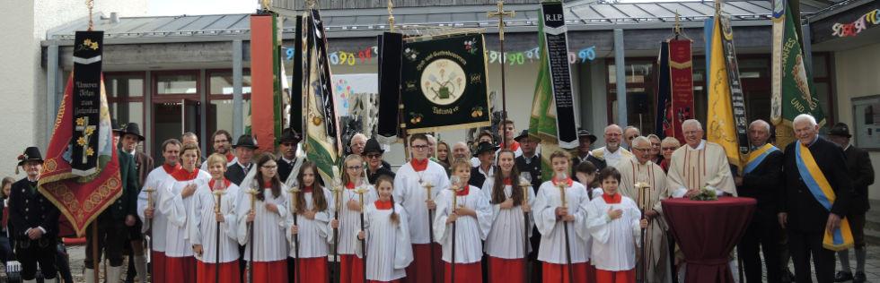 90 Jahre Kirche St. Joseph – Feierlichkeiten zum Jubiläum