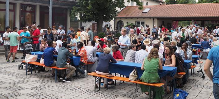 Ökumenischer Unterstützerkreis Tutzing