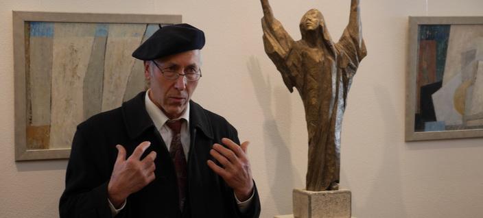Hoffnungsträger – Ausstellung mit Werken von Franz Hämmerle