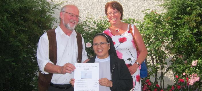 Pfarrgemeinde feiert Pfarrfest 2017