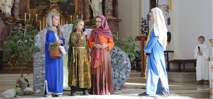 Osterfeier für Kinder