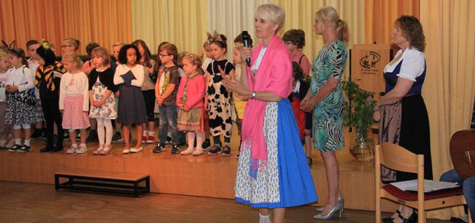 Kindergarten St. Josef hat neue Ausstellung