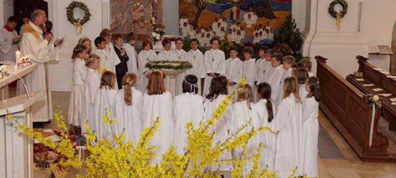 Eucharistie – Erstkommunion