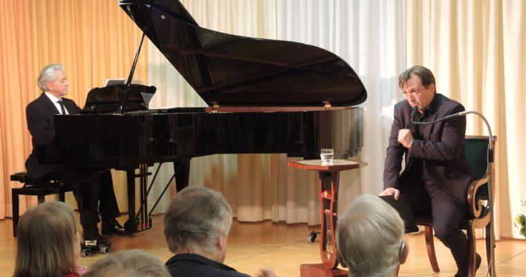 FRANZ SCHUBERT – Eine musikalische Lesung