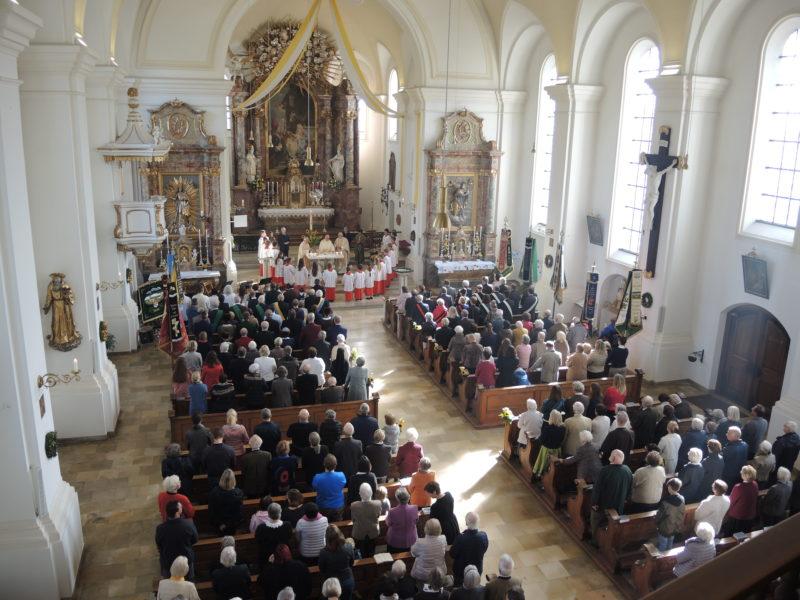 Kirchweihsonntag – 90 Jahre Kirche St. Joseph