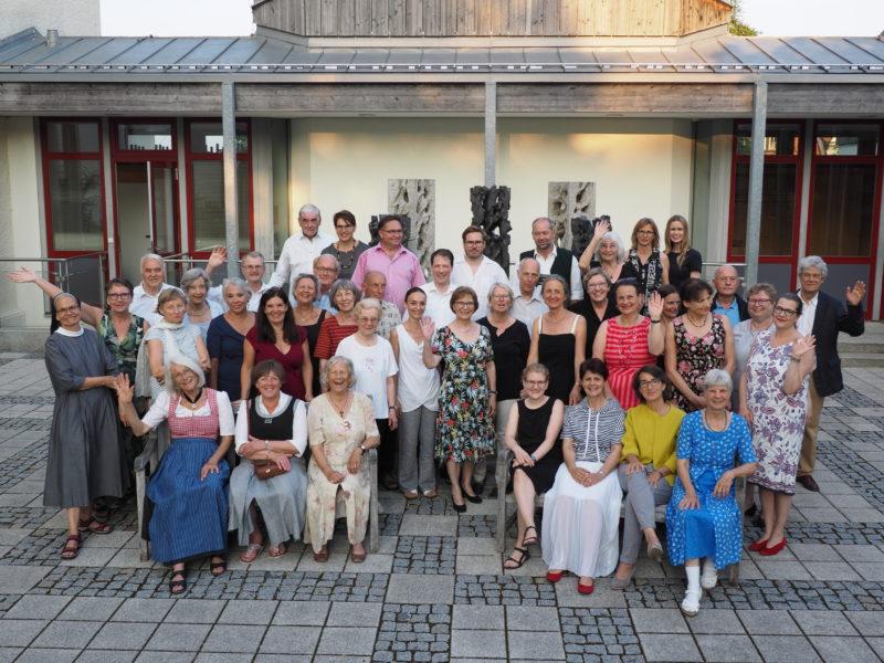 Kirchenchor feiert 100. Geburtstag