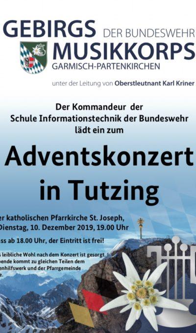 Adventskonzert in Tutzing am 10.12.