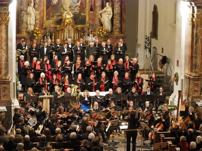 Festkonzert des Kirchenchors