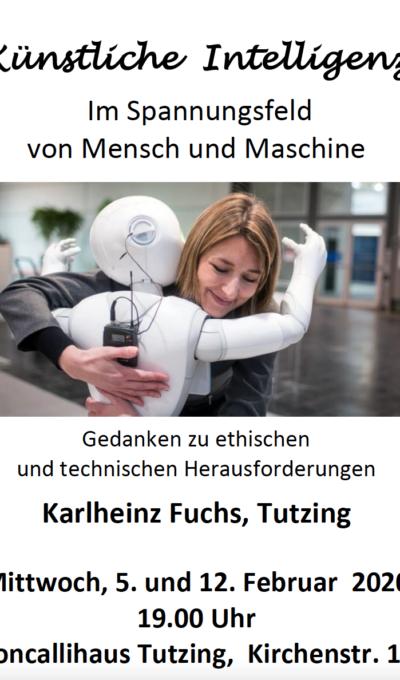 Künstliche Intelligenz am 05.02. und 12.02.2020