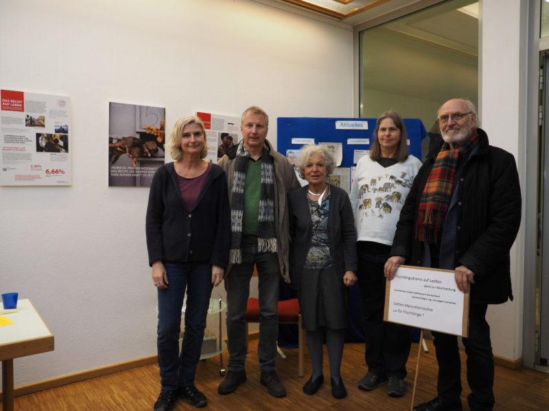 "Ausstellung ""Menschenrechte"""
