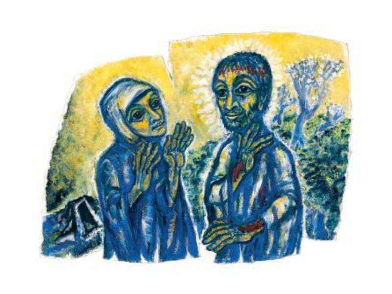 Ausstellung Bilder der Hoffnung