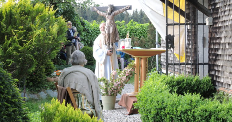Wallfahrt zur Heiligen Kümmernis