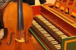 Konzert mit barocker Kammermusik für Cello und Cembalo am Sonntag, 5.7.