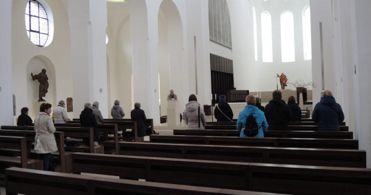 Pfarrgemeinde fährt nach Augsburg