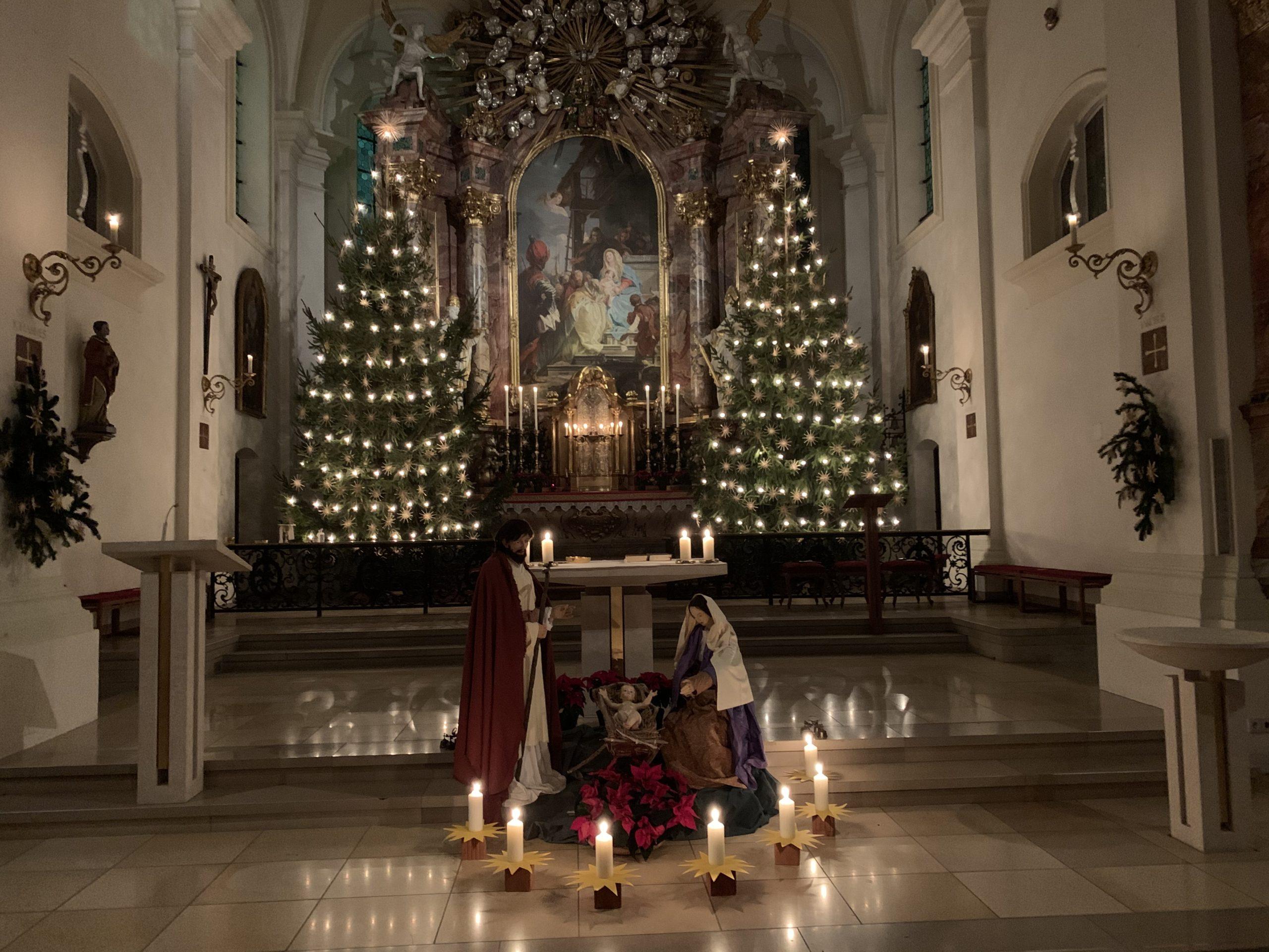Weihnachten in St. Joseph