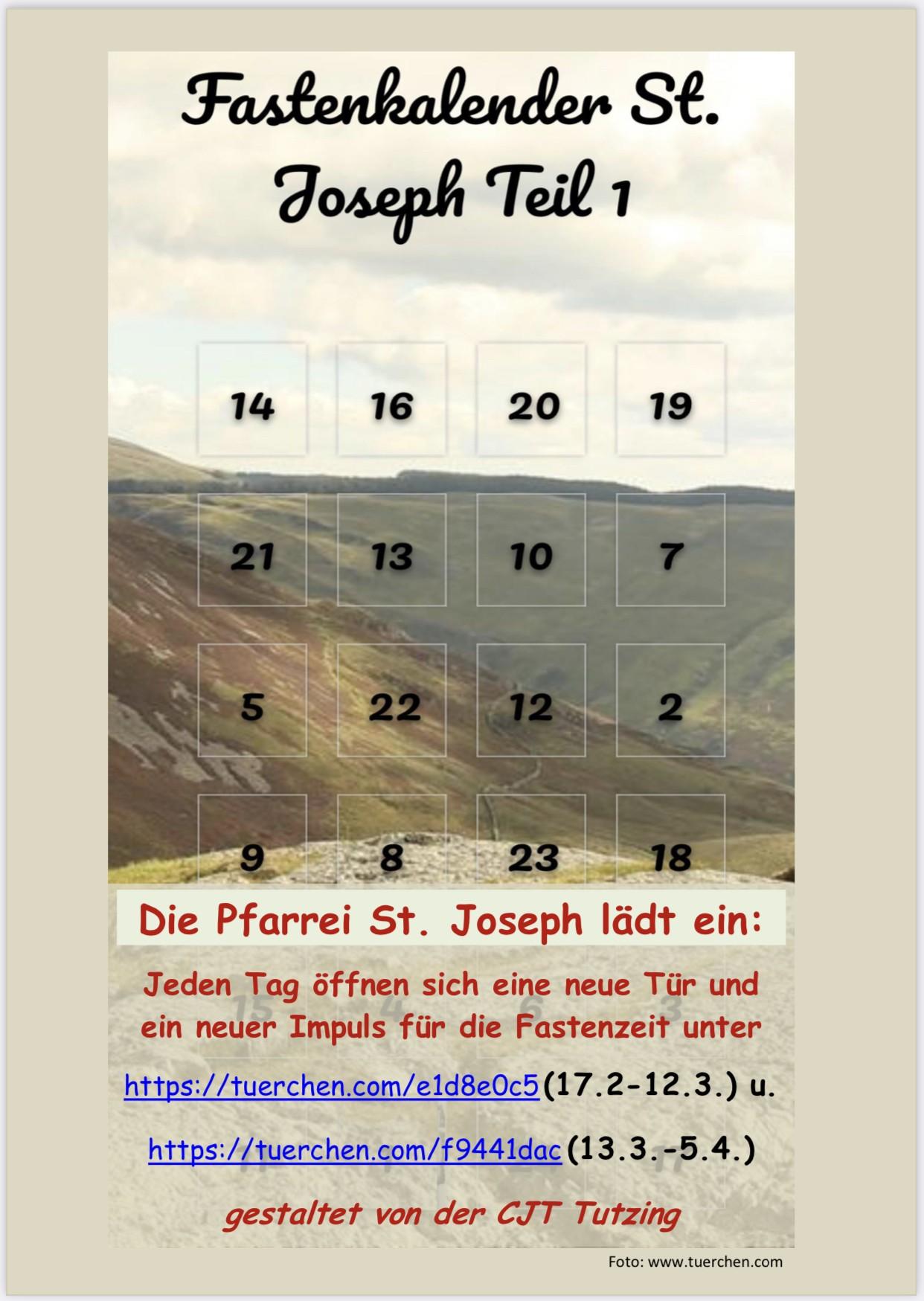Fastenkalender