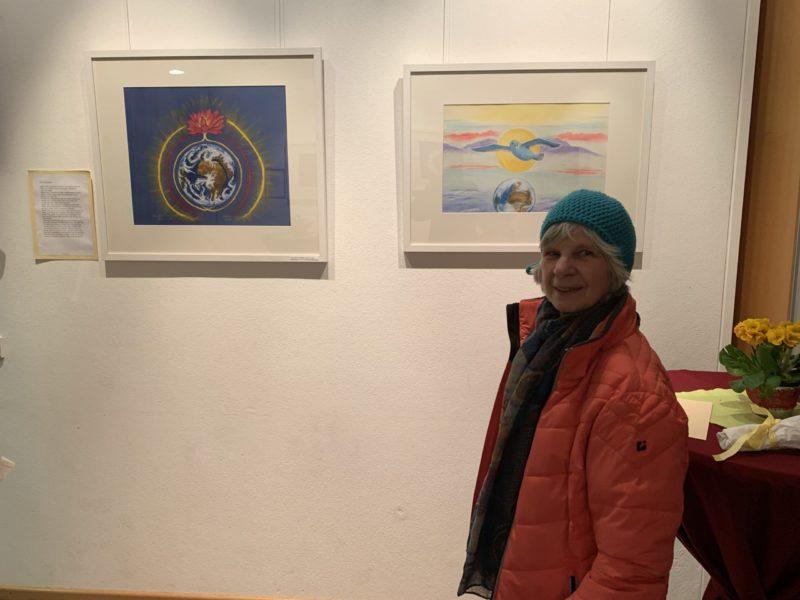 """Ausstellung """"Lebensbilder – Seelenbilder"""""""